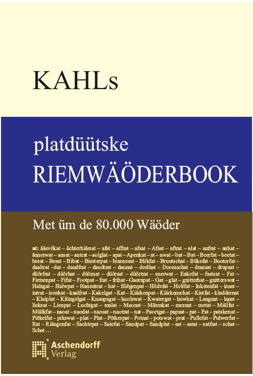 Riemwaeoederbook