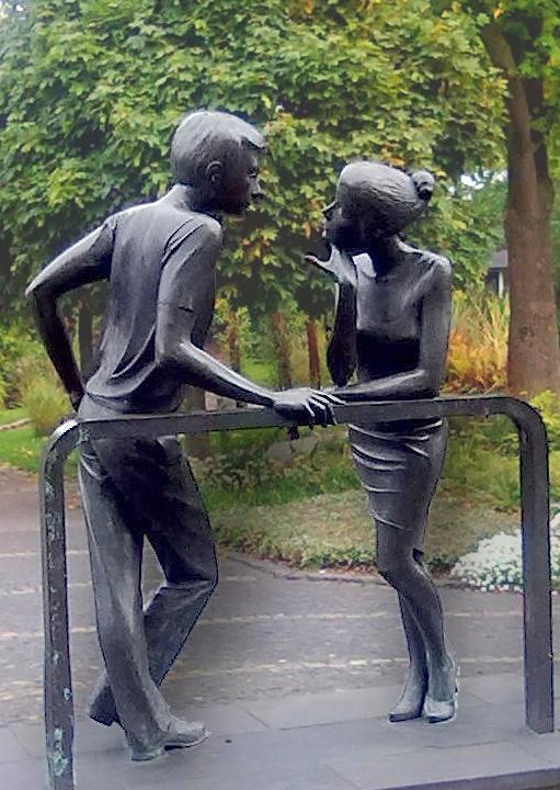 plattdeutsch flirten